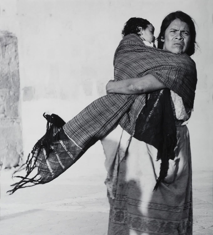 Manuel Carrillo, Rebozo en el aire, 1958