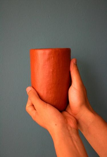 Tasses Baro Rojo