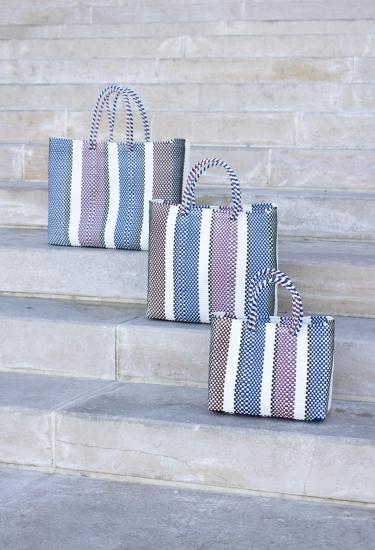 Bleu marine & Blanc