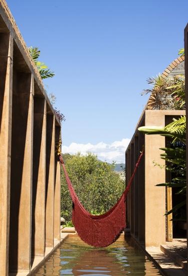 Mayan hammock