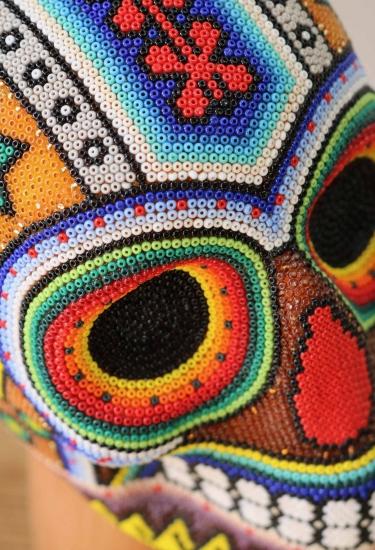 Calavera Huichol