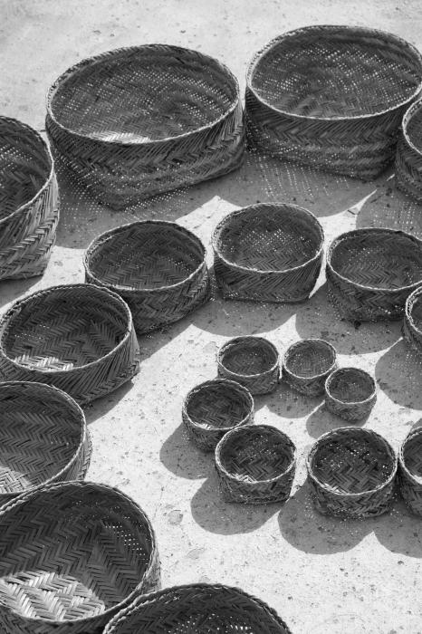 El Guare : cestería Ralámuli